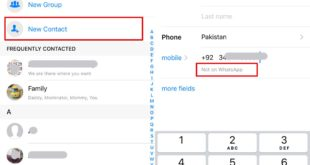 how to check if a number is on whatsapp How to check if a number is on WhatsApp