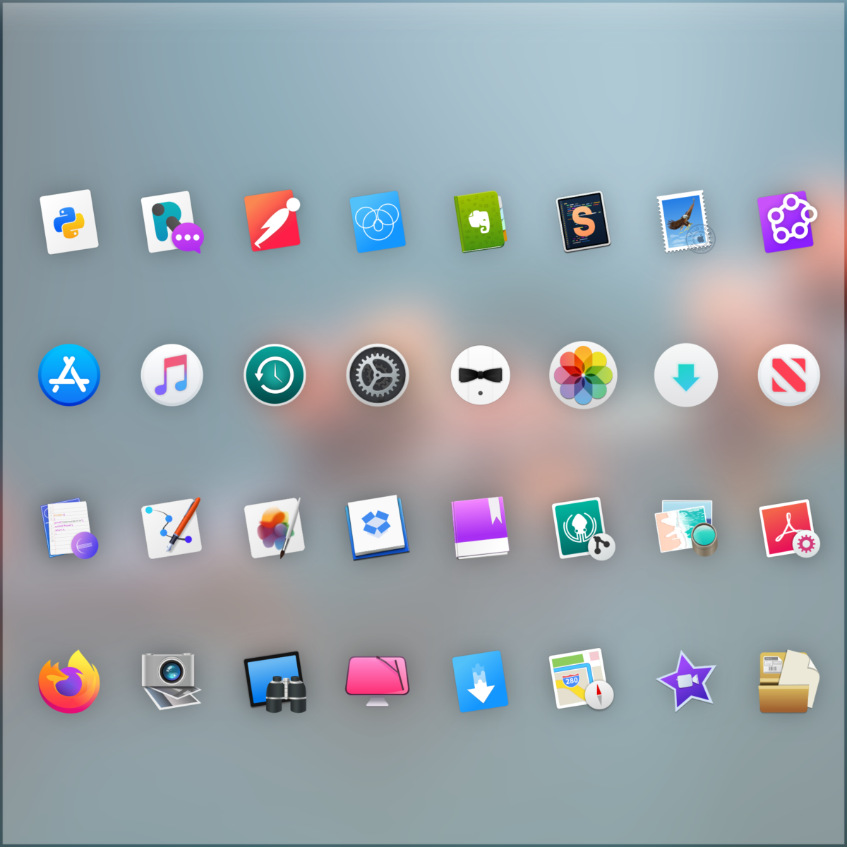 how to install macos catalina icon theme on linux 1 How to install macOS Catalina icon theme on Linux