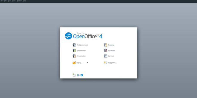 How to install OpenOffice on Linux