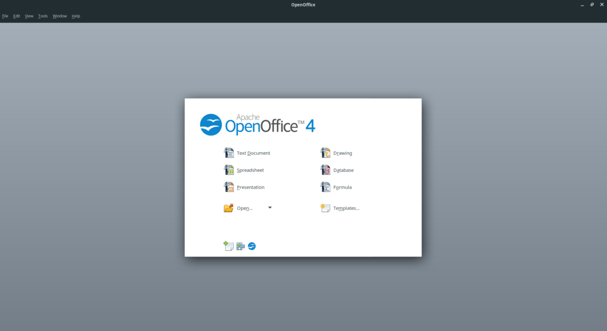 how to install openoffice on How to install OpenOffice on Linux