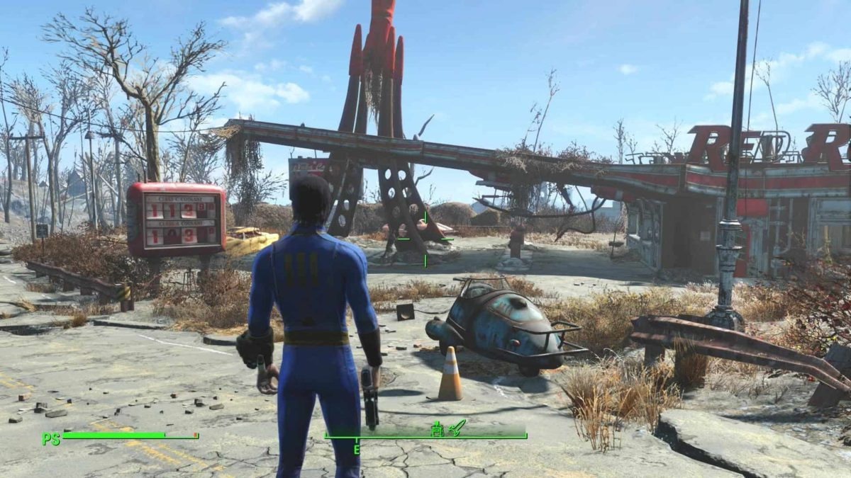 how to play fallout 4 on How to play Fallout 4 on Linux