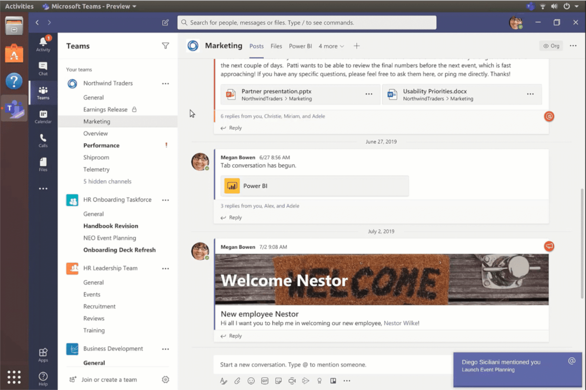 how to install microsoft teams on linux 1 How to install Microsoft Teams on Linux