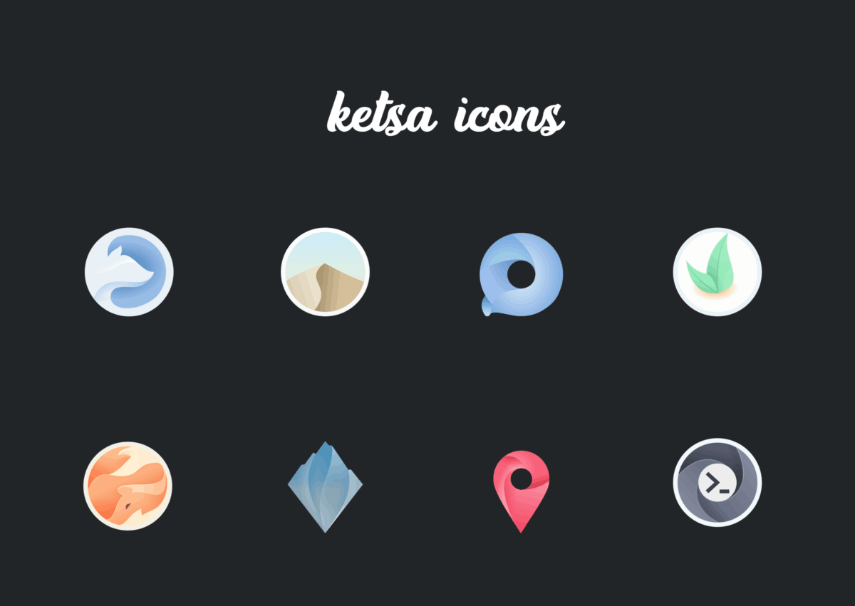 how to install the ketsa icon theme on How to install the Ketsa icon theme on Linux