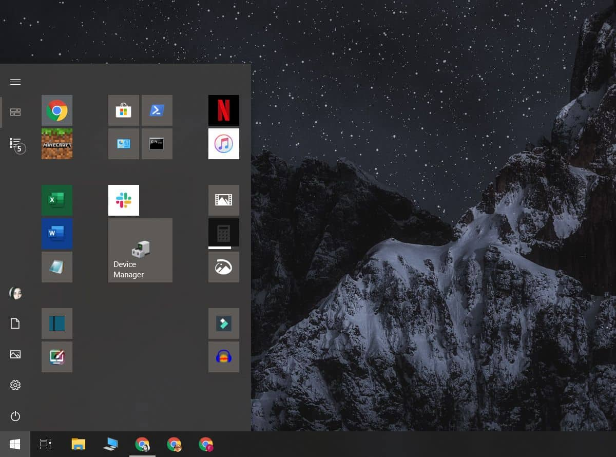 how to pin the device manager to the start menu on windows 10 2 How to pin the Device Manager to the Start Menu on Windows 10