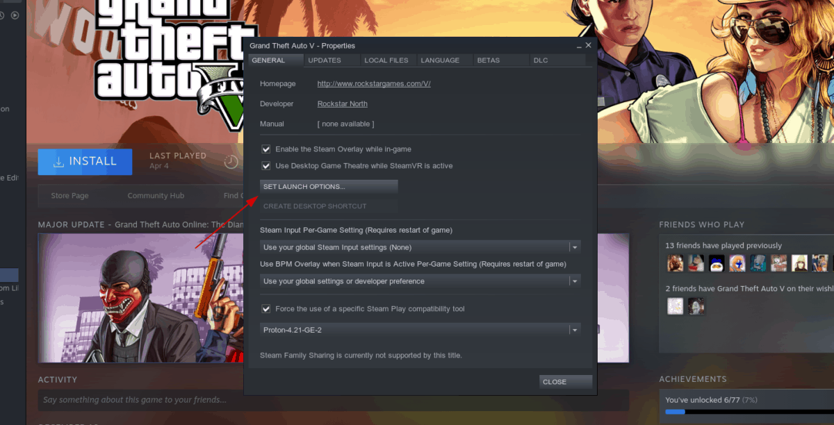 how to play grand theft auto 5 on linux 2 How to play Grand Theft Auto 5 on Linux