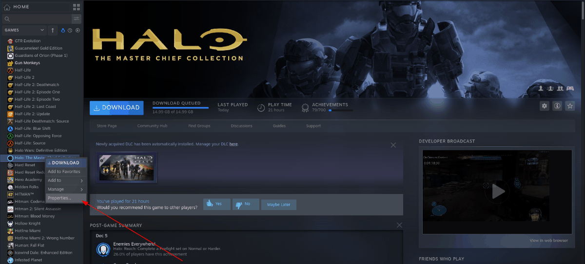 how to play halo the master chief collection on linux 1 How to play Halo: The Master Chief Collection on Linux