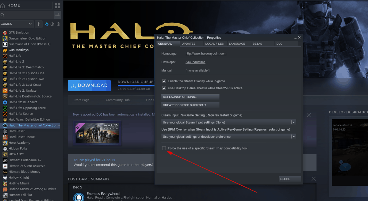 how to play halo the master chief collection on linux 2 How to play Halo: The Master Chief Collection on Linux