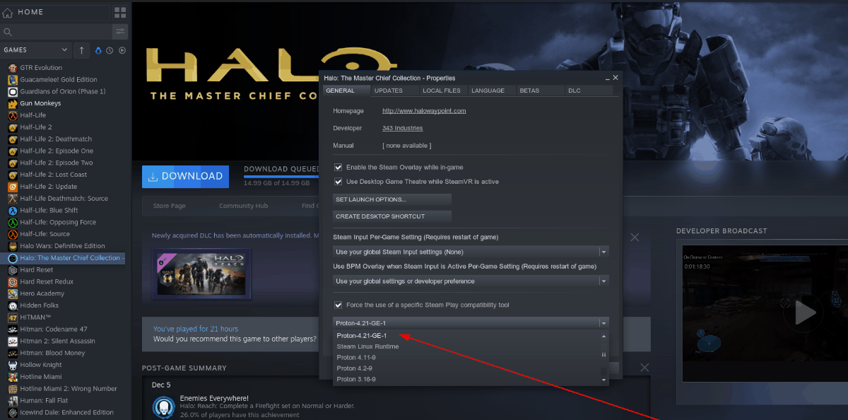 how to play halo the master chief collection on linux 3 How to play Halo: The Master Chief Collection on Linux
