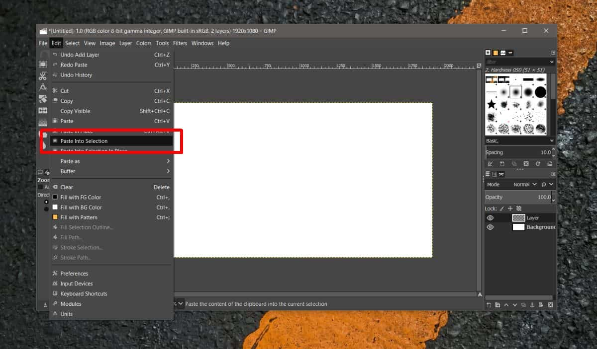 how to resize an image in gimp on windows 10 How to resize an image in GIMP on Windows 10