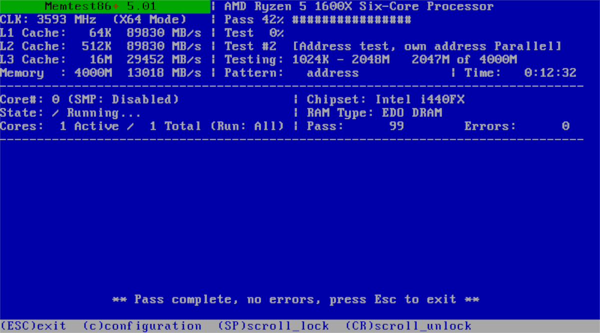 how to troubleshoot ram on linux 1 How to troubleshoot RAM on Linux