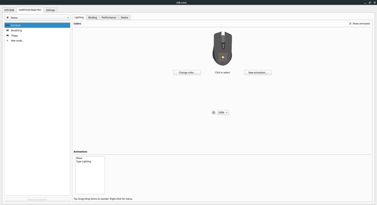 how to update corsair mouse firmware on How to update Corsair mouse firmware on Linux