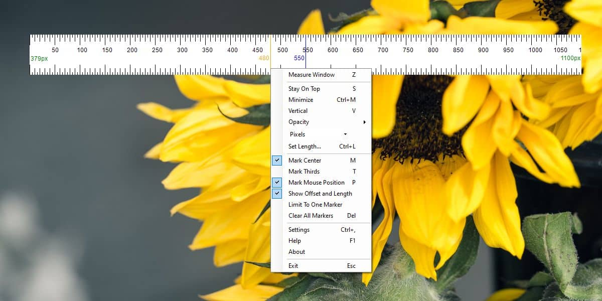 how to add a ruler to the screen on windows 10 1 How to add a ruler to the screen on Windows 10