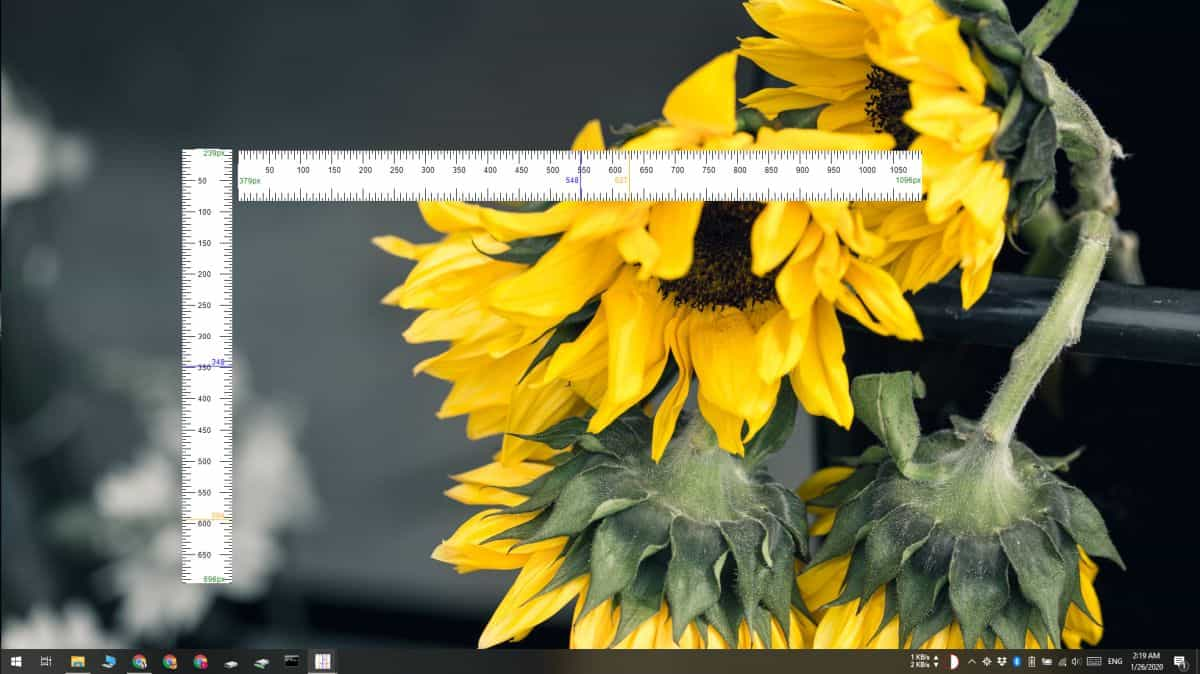how to add a ruler to the screen on windows 10 How to add a ruler to the screen on Windows 10