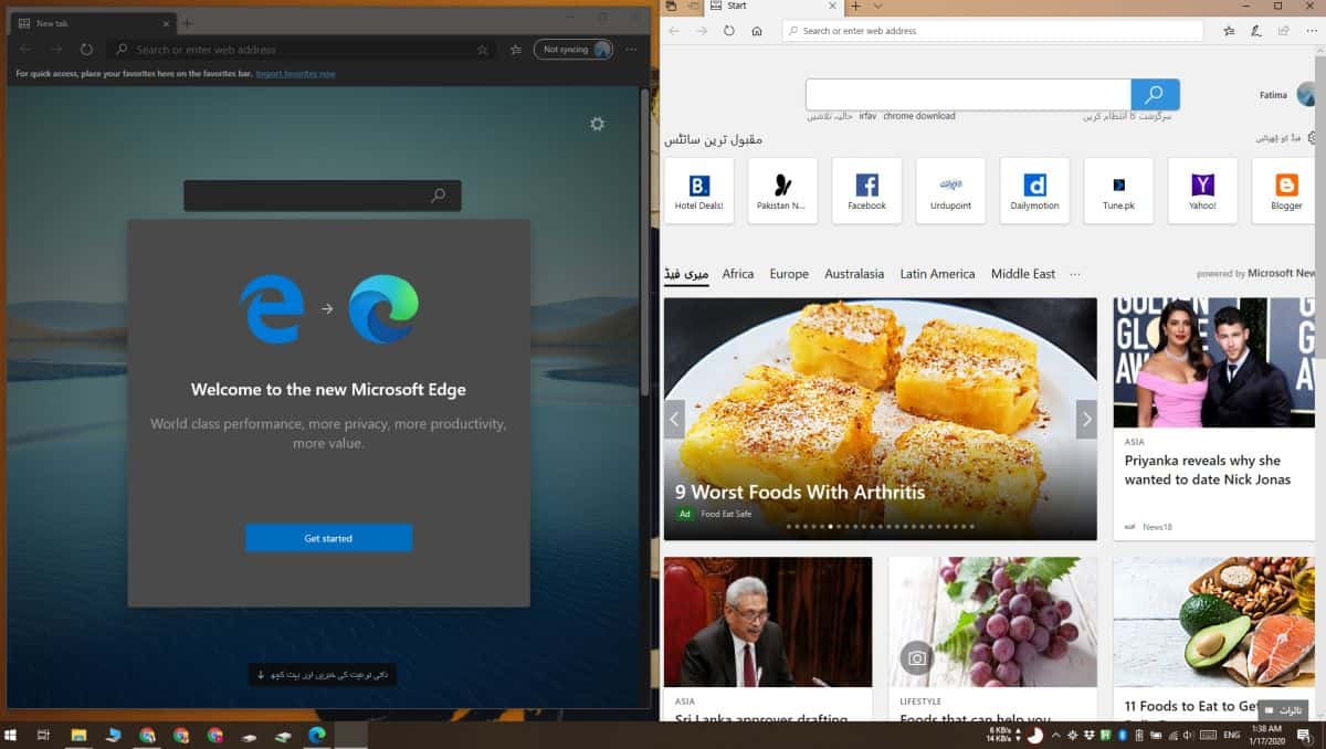 how to back up the legacy edge browser before updating to chromium edge on windows 10 2 How to back up the legacy Edge browser before updating to Chromium Edge on Windows 10