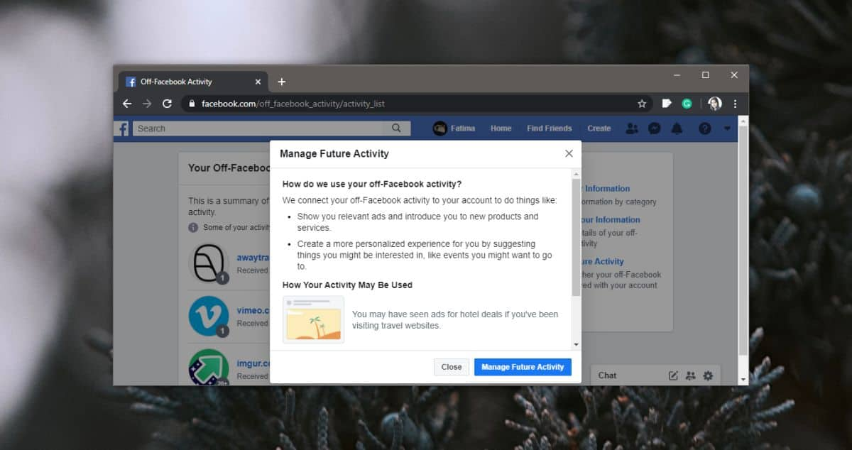 how to disable off site facebook activity tracking by apps and websites 1 How to disable off-site Facebook activity tracking by apps and websites