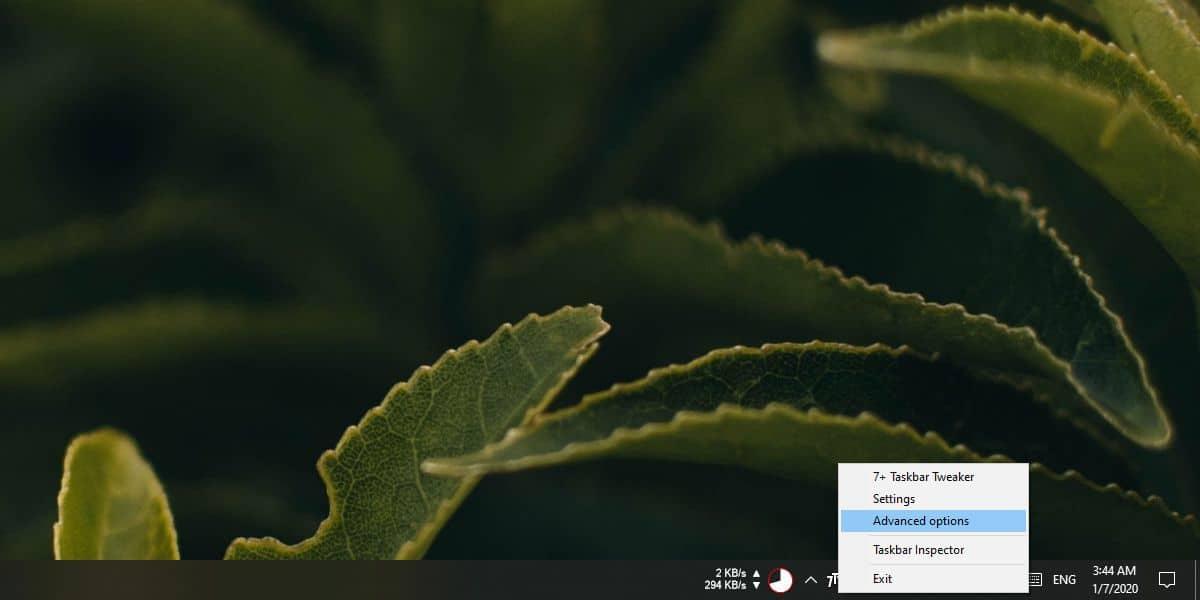 how to disable taskbar item rearranging on windows 10 How to disable taskbar item rearranging on Windows 10