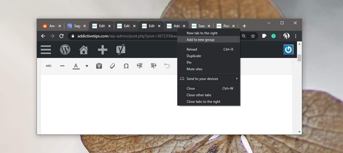 how to enable tab grouping in chrome 1 How to enable tab grouping in Chrome