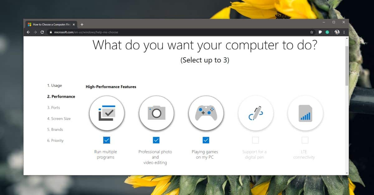 how to find the right windows 10 pc with the microsoft choose a computer tool 2 How to find the right Windows 10 PC with the Microsoft Choose a Computer tool