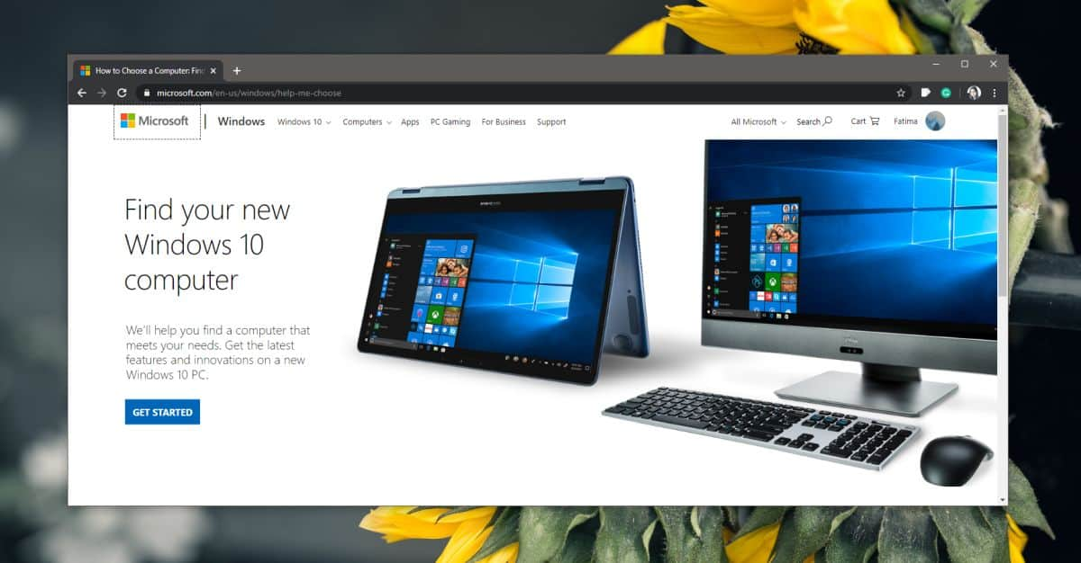 how to find the right windows 10 pc with the microsoft choose a computer tool How to find the right Windows 10 PC with the Microsoft Choose a Computer tool
