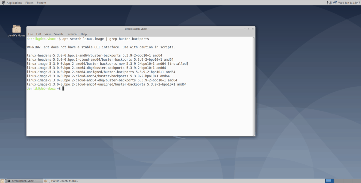how to get linux kernel 5 3 on debian 10 stable How to get Linux kernel 5.3 on Debian 10 Stable