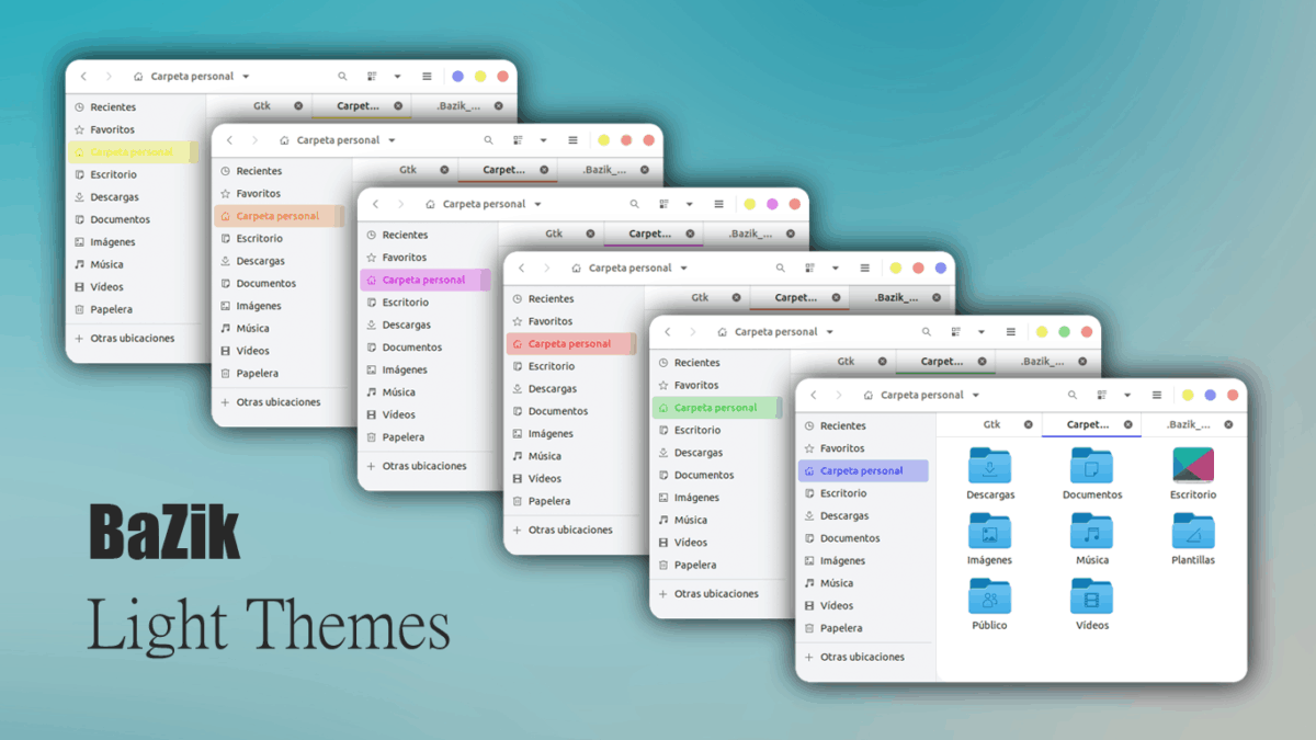 how to install the bazik gtk theme on linux 1 How to install the BaZik GTK theme on Linux