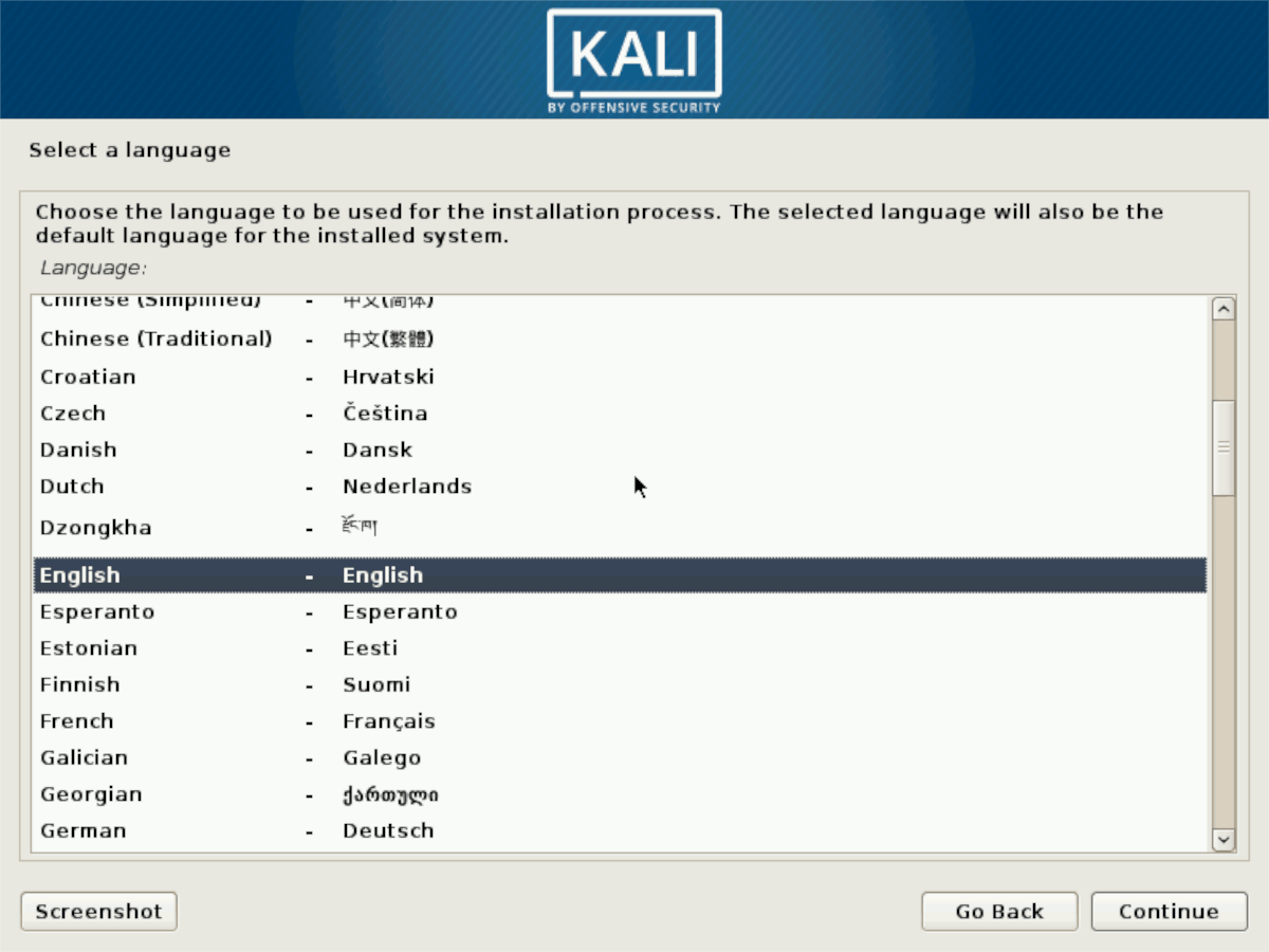 how to install the latest kali linux 1 How to install the latest Kali Linux