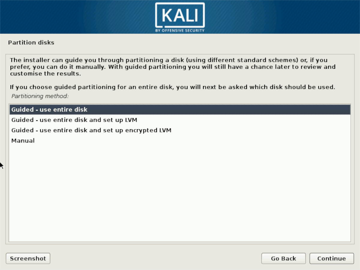 how to install the latest kali linux 7 How to install the latest Kali Linux