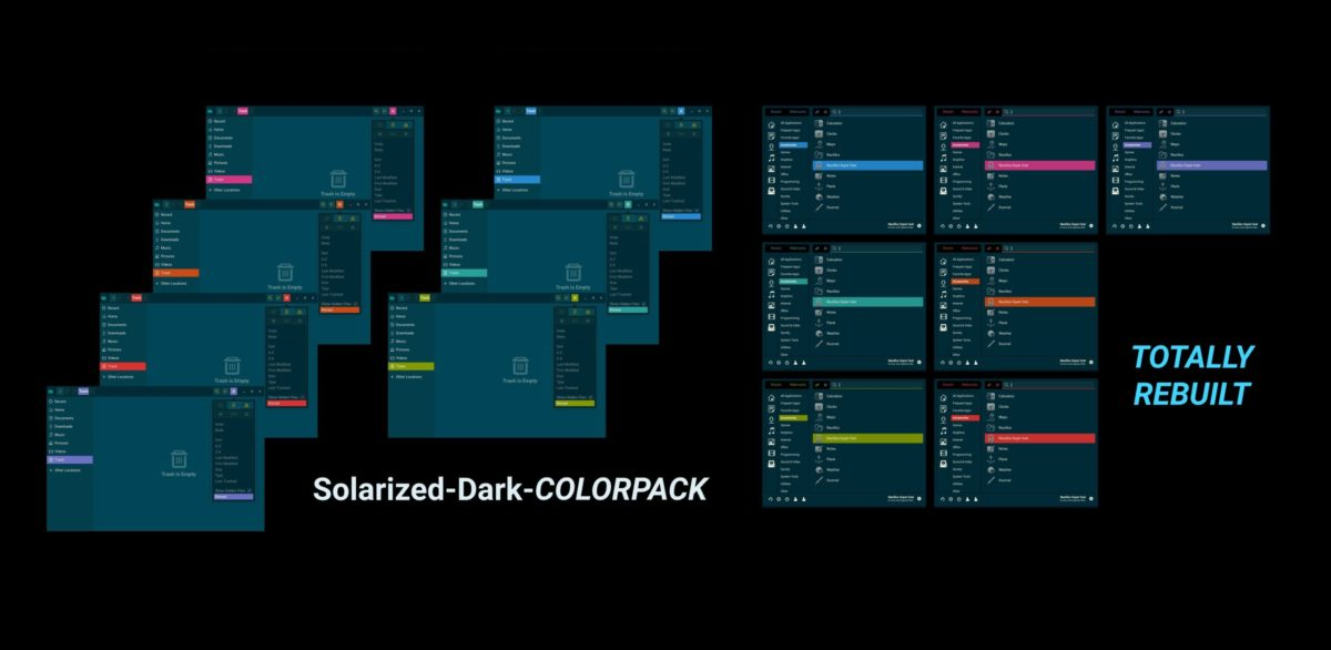 how to install the solarized dark colorpack gtk theme on How to install the Solarized Dark Colorpack GTK theme on Linux