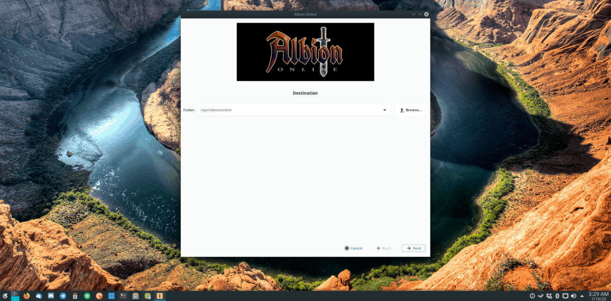 how to play albion online in linux 3 How to play Albion Online in Linux
