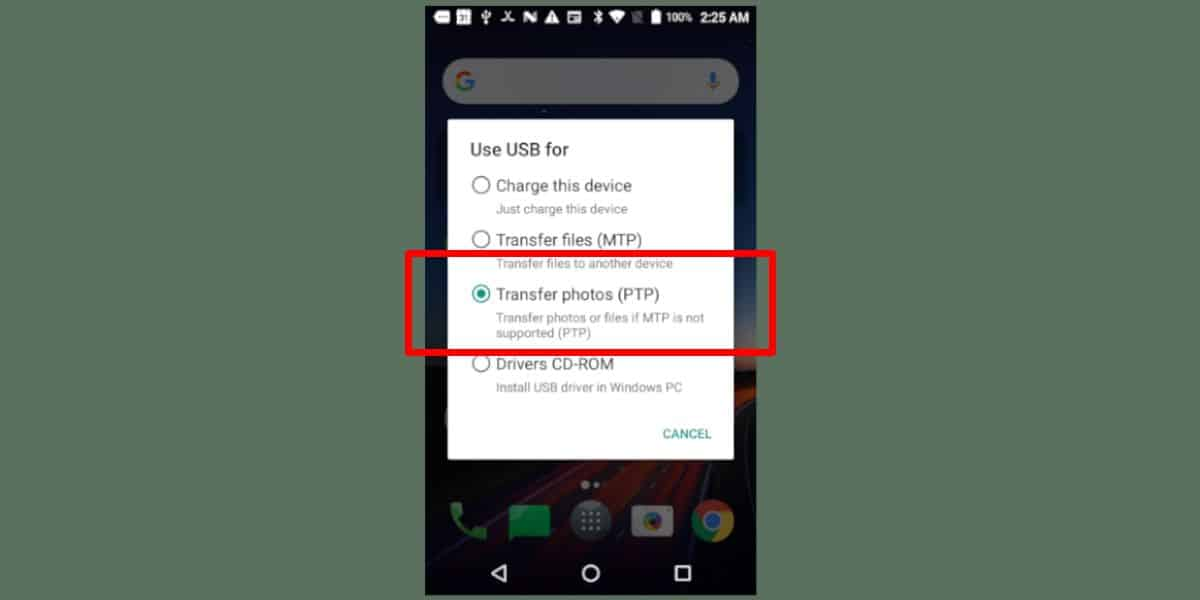 how to use an android device to back up linux files How to use an Android device to back up Linux files