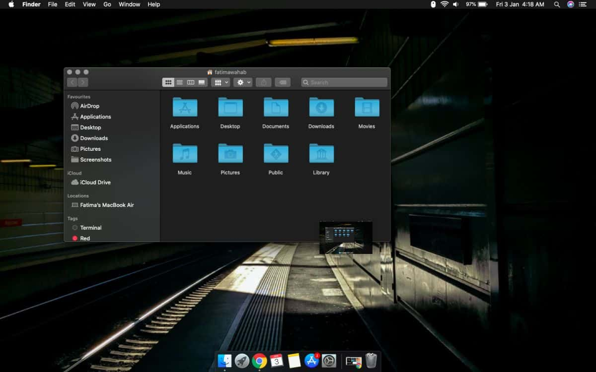 how to use the floating screenshot thumbnail on macos 2 How to use the floating screenshot thumbnail on macOS