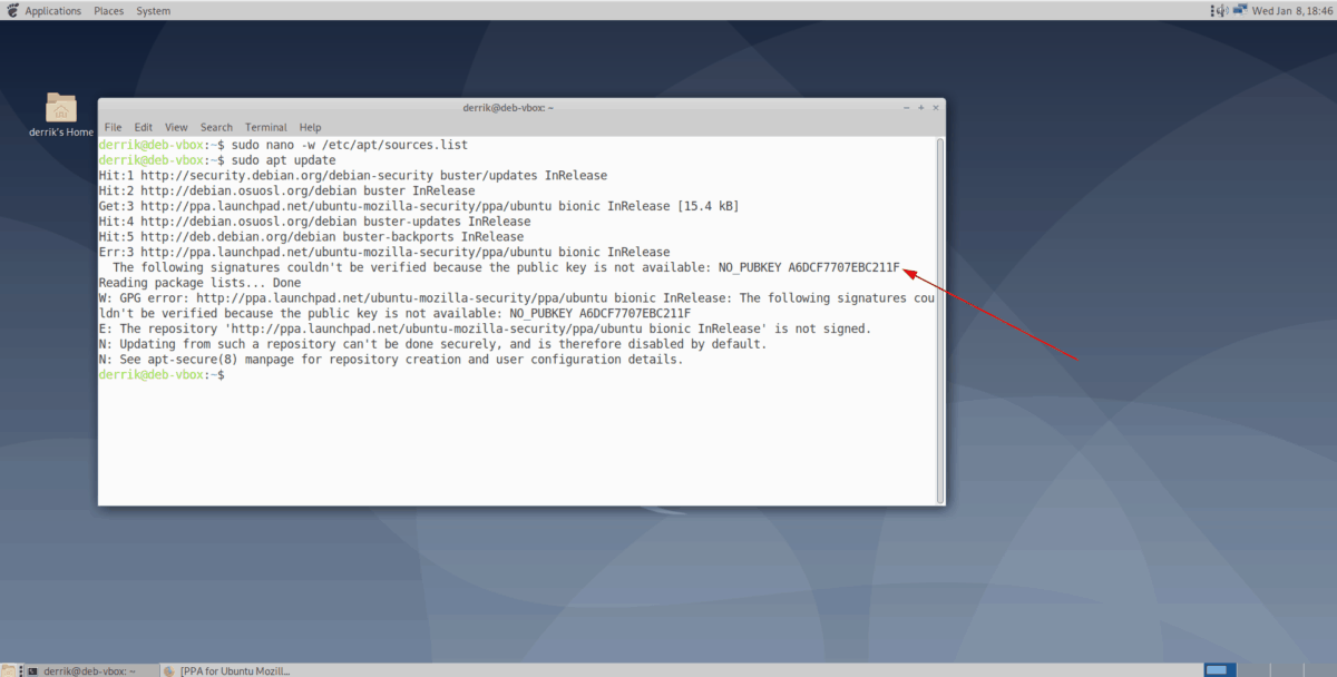 how to use ubuntu ppas on debian linux 4 How to use Ubuntu PPAs on Debian Linux