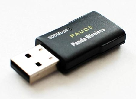 Panda 300Mbps Wireless N USB Adapter for Linux