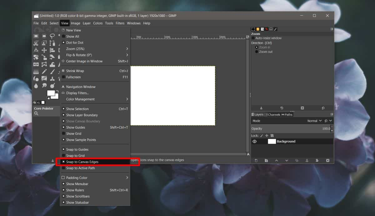 how to change default settings in gimp on windows 10 How to change default settings in GIMP on Windows 10