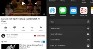 how to download youtube videos on ios How to download YouTube videos on iOS