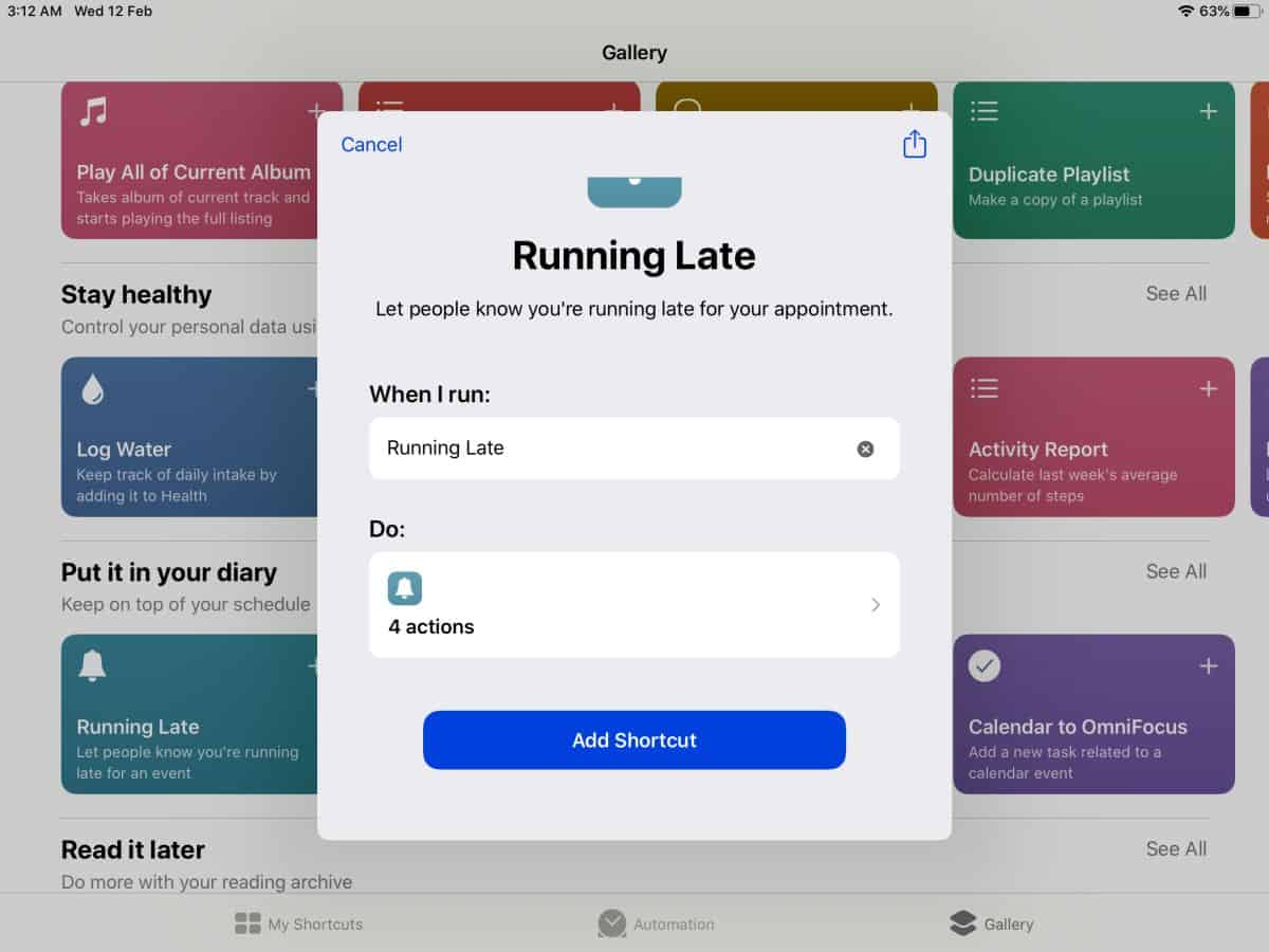 how to fix allow untrusted shortcuts grayed out on ios 1 How to fix 'Allow untrusted shortcuts' grayed out on iOS