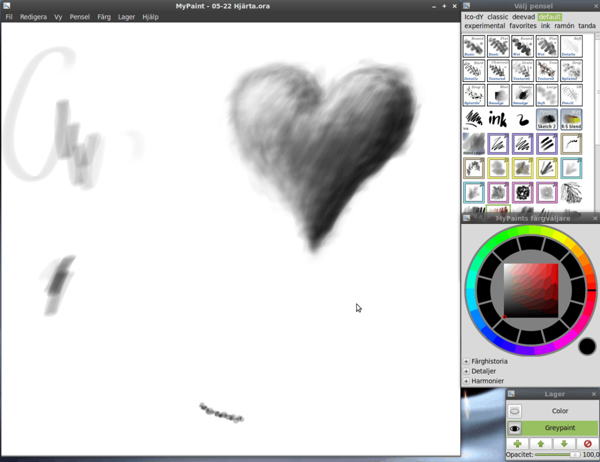 how to install mypaint on How to install MyPaint on Linux