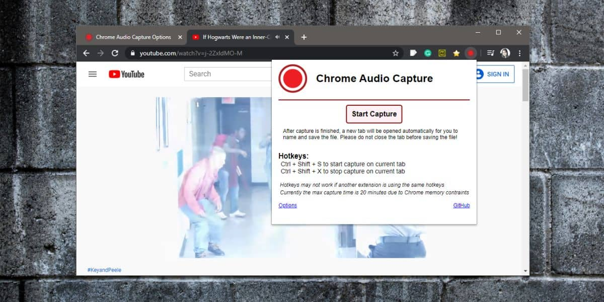 how to record audio from a tab in chrome How to record audio from a tab in Chrome