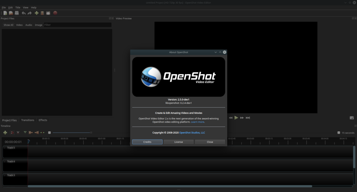 how to upgrade to openshot 2 5 on How to upgrade to OpenShot 2.5 on Linux