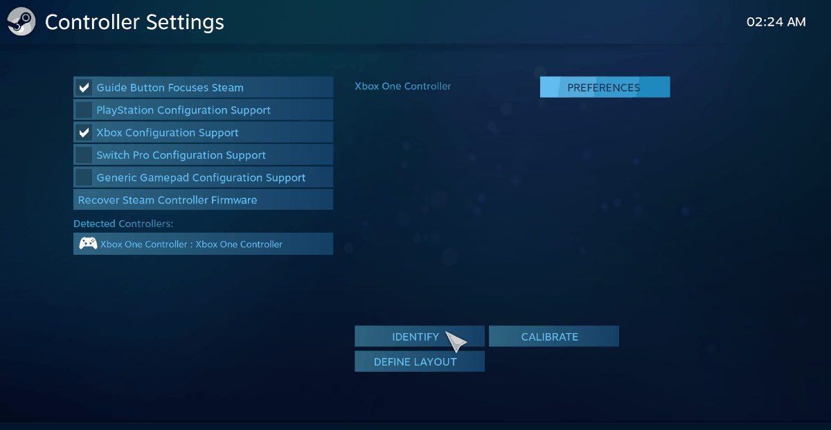 how to use community control schemes in steam for linux 1 How to use community control schemes in Steam for Linux
