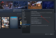 How to use community control schemes in Steam for Linux