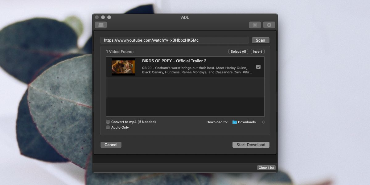 how to download youtube videos on macos How to download YouTube videos on macOS
