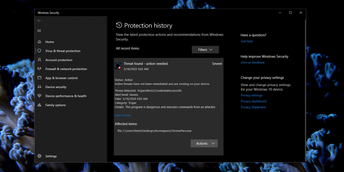 how to export saved passwords from chrome on windows 10 1 How to export saved passwords from Chrome on Windows 10