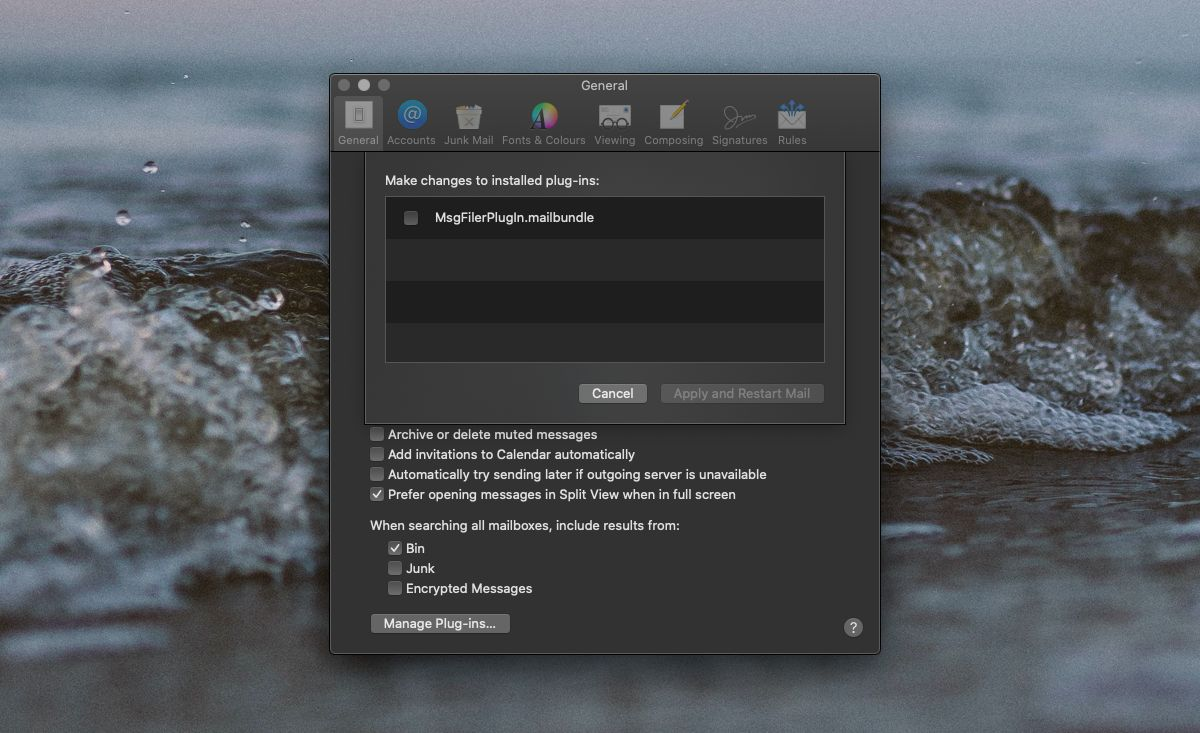 how to install a mail plugin on macos 3 How to install a Mail Plugin on macOS