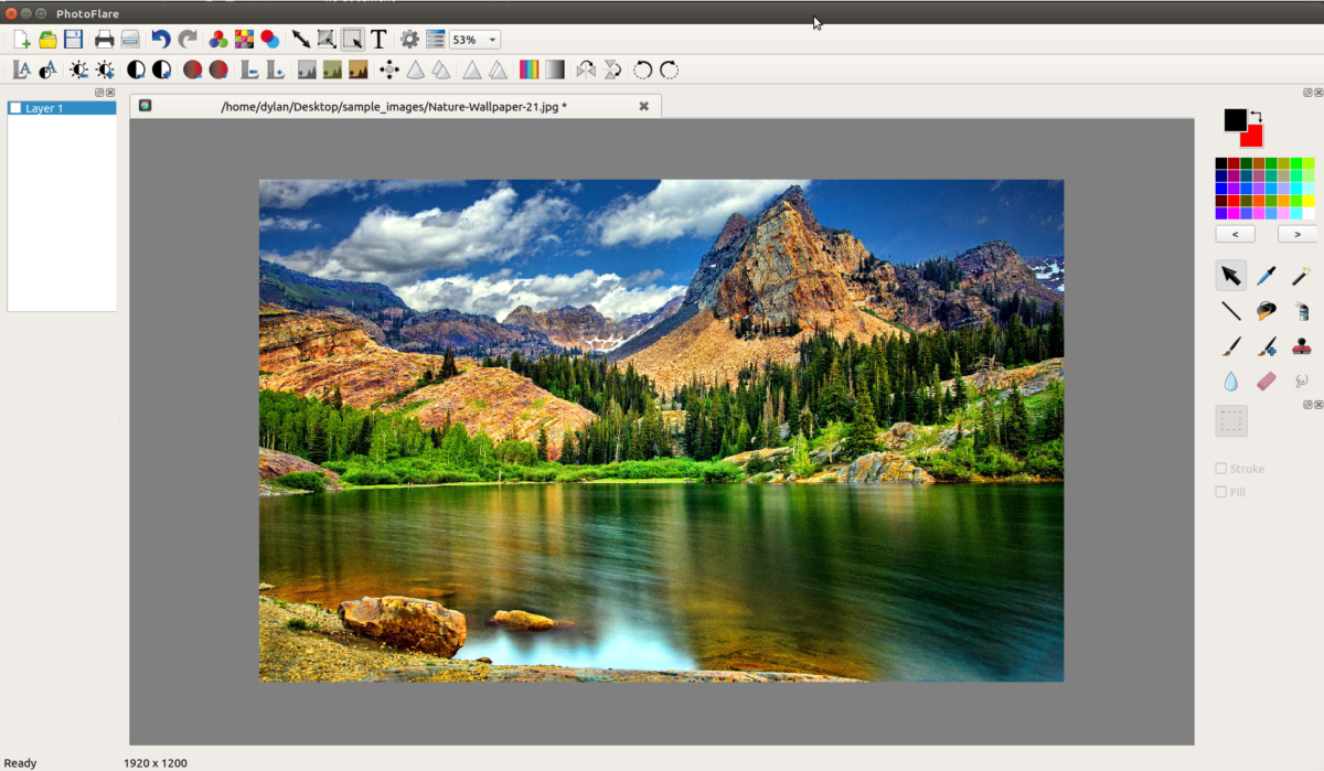 how to install the photoflare image editor on How to install the PhotoFlare image editor on Linux