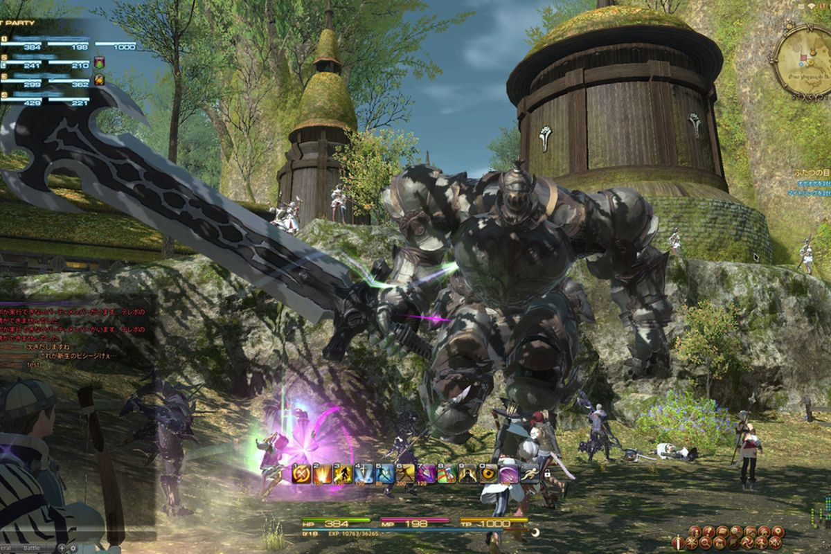 how to play final fantasy 14 online on linux 2 How to play Final Fantasy 14 Online on Linux