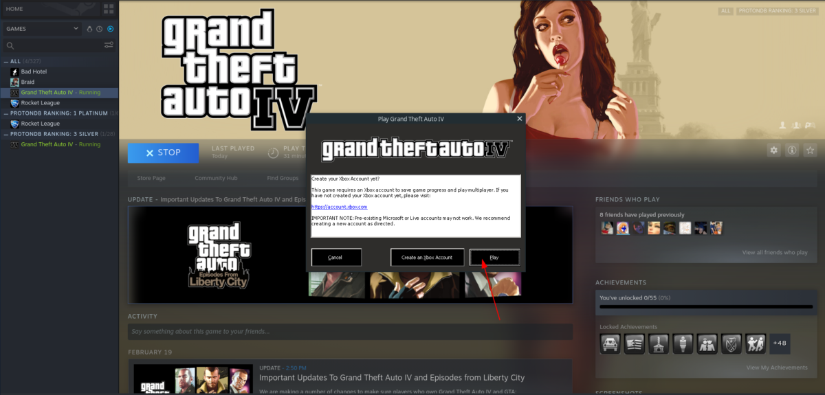 how to play grand theft auto 4 on linux 3 How to play Grand Theft Auto 4 on Linux
