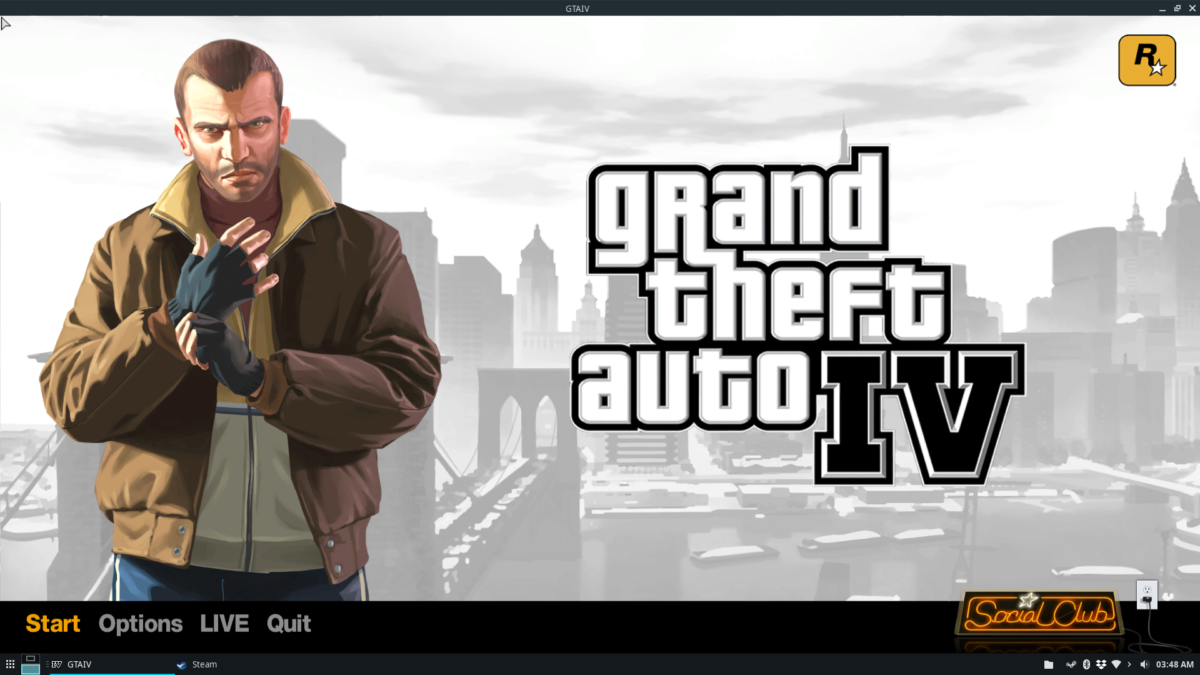 how to play grand theft auto 4 on linux 4 How to play Grand Theft Auto 4 on Linux