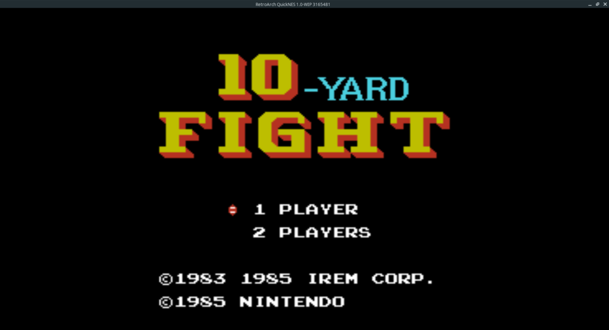 how to play nes games in retroarch on linux 3 How to play NES games in RetroArch on Linux