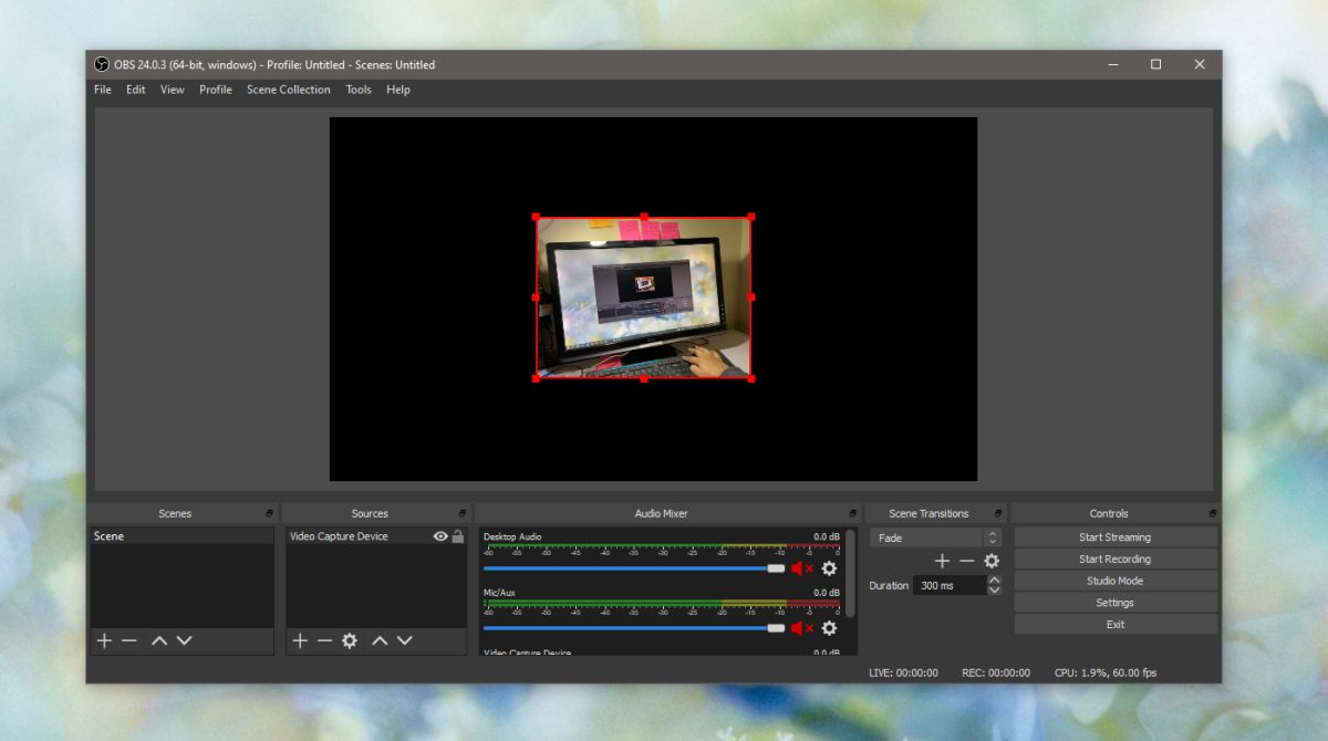how to record a phone camera stream in obs 2 How to record a phone camera stream in OBS